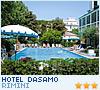 Hotel Dasamo con piscina